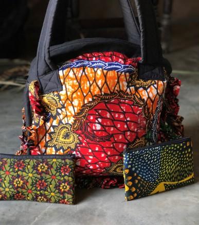 kitenge bags
